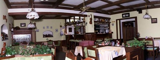 Pension Josef: Restaurace
