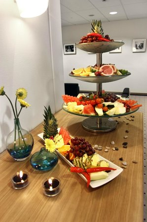 Radisson Blu Hotel Nydalen, Oslo: Fruit for Meetings/Events
