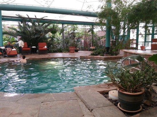 El Monte Sagrado: Pool Area