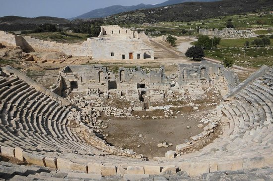Patara Antique Theatre