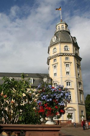 Badisches Landesmuseum: A Tower