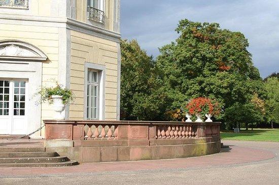 Badisches Landesmuseum: Park