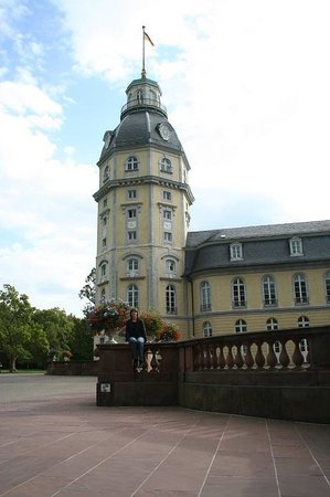 Badisches Landesmuseum: Tower of the Palace