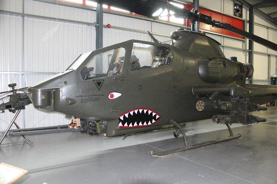 Museum of Army Flying: Cobra Gunship