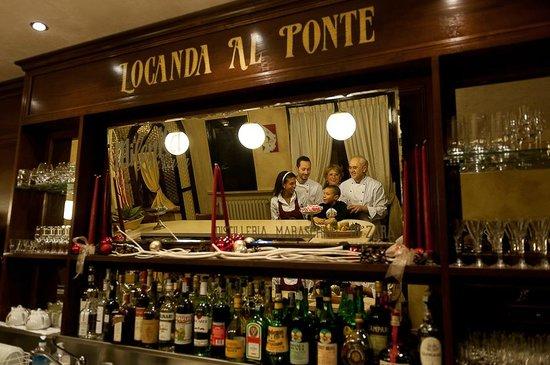 """Goito, Ý: Locanda """"Al Ponte"""""""