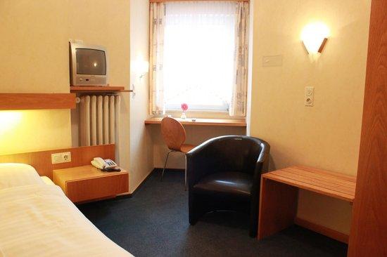 City Hotel Schönleber: Standard Einzelzimmer