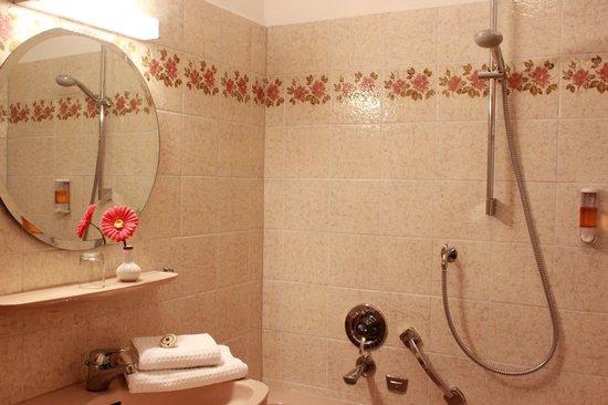 City Hotel Schönleber: Badezimmer