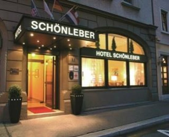 City Hotel Schoenleber