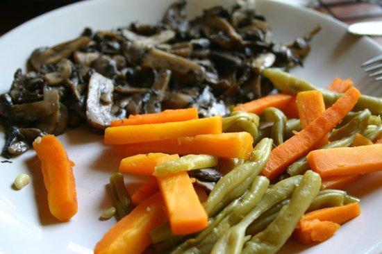 Satsanga: Vegetable main dish