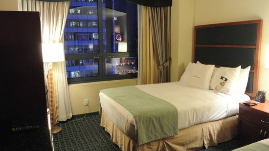 DoubleTree Suites by Hilton Hotel New York City - Times Square: vista dalla camera