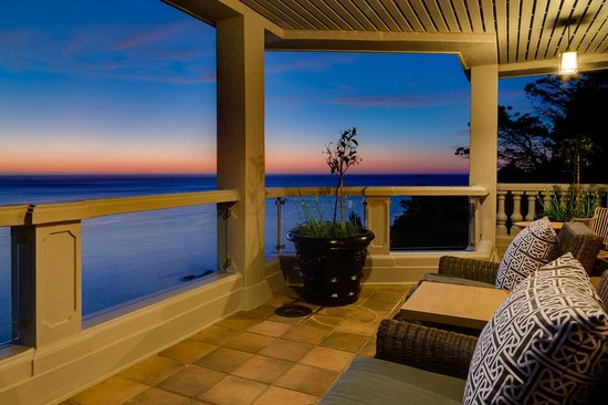 Cape View Clifton: Deluxe Suite's Private balcony