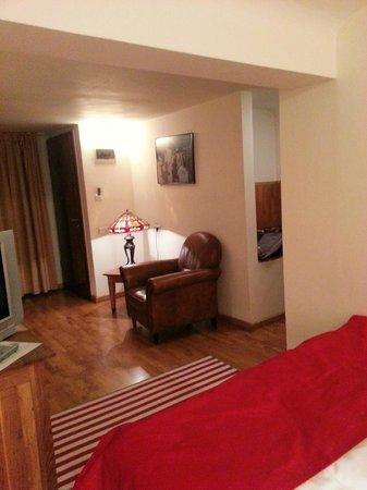 Rembrandt Hotel: room