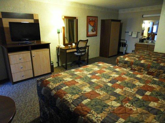 Wetherill Inn : Zimmer