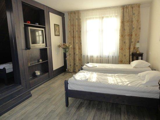 Zajazd Pod Zamkiem Hotel : Room