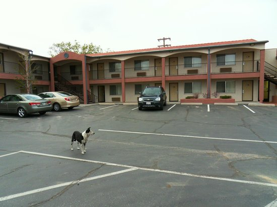Wetherill Inn : Motel