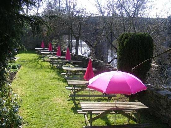 The Rutland Arms: Garden