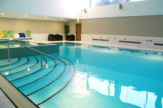 The Swimming Pool In Zest Leisure Picture Of The Killeshin Hotel Portlaoise Tripadvisor