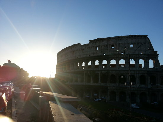 My Cab in Rome - Day Tour: sunrise