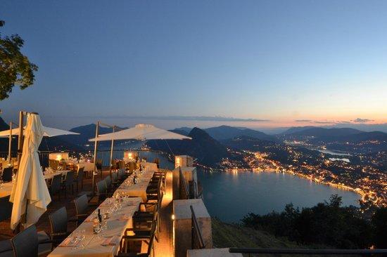 Restaurant Vetta Monte Bre