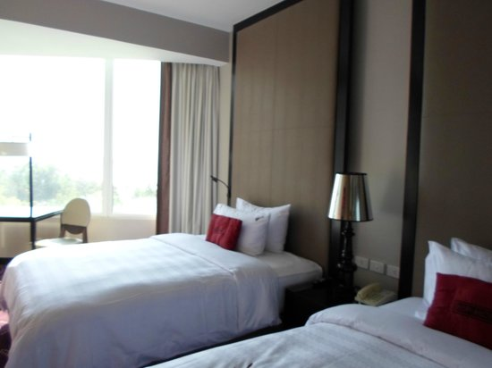 Hard Rock Hotel Pattaya: the bed