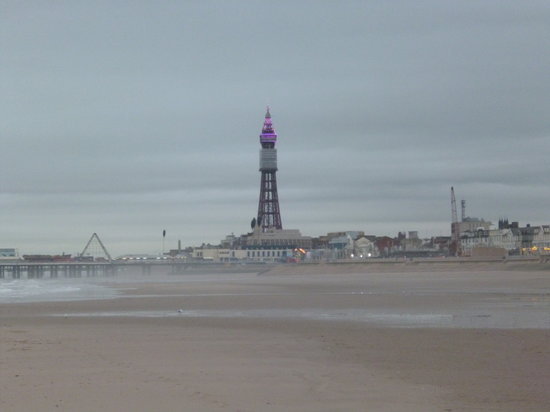 Roachvale: Blackpool Tower
