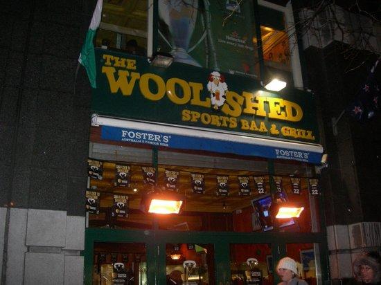 The Woolshed Sports BAAA