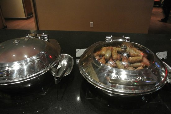 Boston Marriott Copley Place: breakfast items
