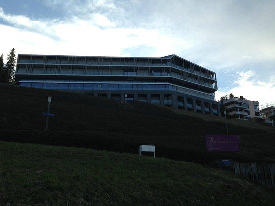 Hotel Belvoir Swiss Quality: Außenansicht Hotel