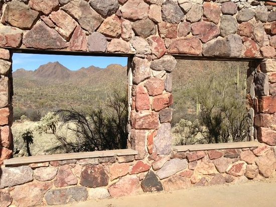 JW Marriott Tucson Starr Pass Resort & Spa: The Bowen Homestead
