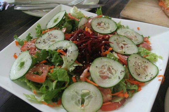 Pura Gula: Garden salad