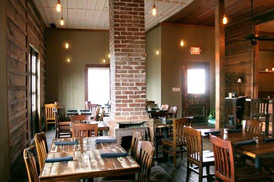 Graft Restaurant Interior