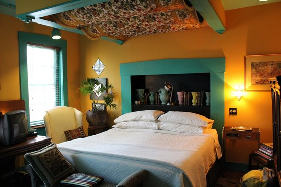 Brewers House Bed and Breakfast: Beautiful master-suite