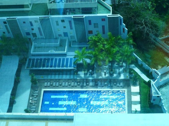 Hotel Riu Plaza Panamá: Piscina