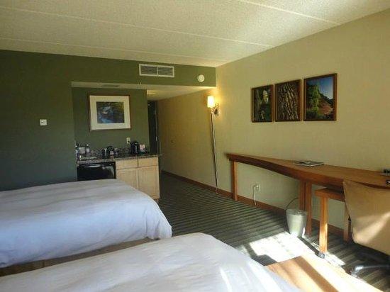 Poco Diablo Resort: Our room