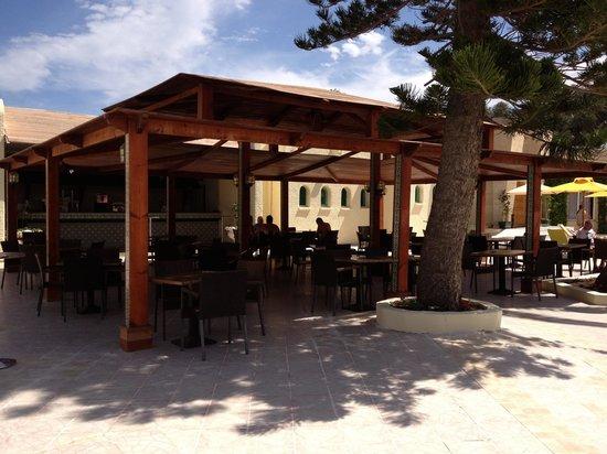 Dessole Abou Sofiane Resort : Pool bar