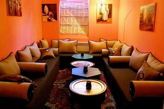 Cafe Lounge Marrakesh