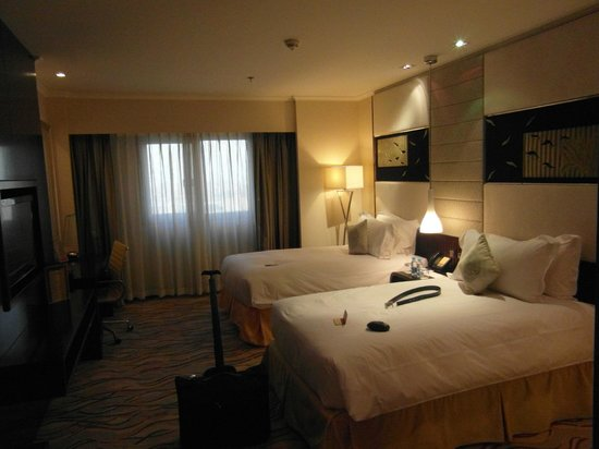 Four Points by Sheraton Riyadh Khaldia: bedroom