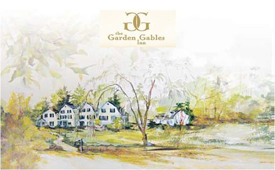 Garden Gables Inn : GGI Watercolor