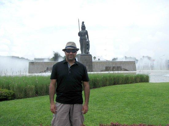 Minerva (La): At La Minerva. Guadalajara, Jalisco. Mexico