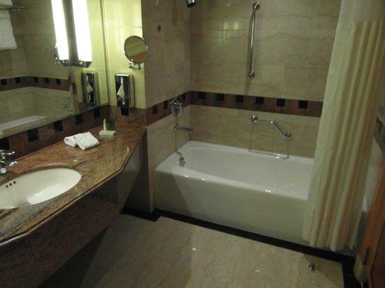 Jeddah Hilton Hotel : Bathroom