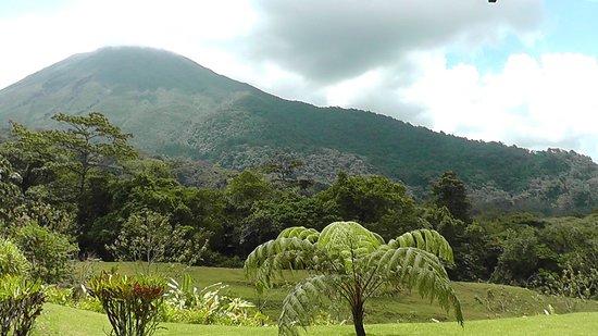 Hotel Lomas del Volcan: the volcano