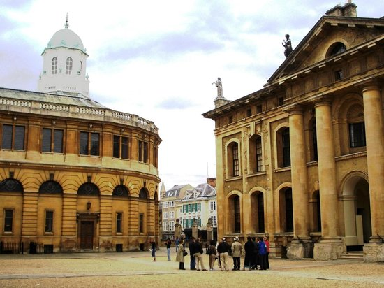 Roots Travel & Tours: Oxford