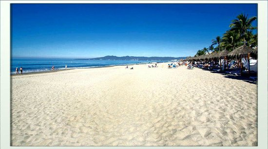 Nuevo Vallarta Beach : Endless perfection!
