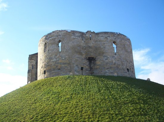Roots Travel & Tours: Clifford's Tower, York