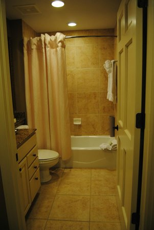Bellasera Hotel: 1 salle de bains