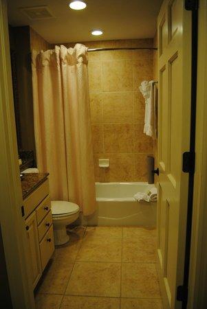 Bellasera Resort: 1 salle de bains