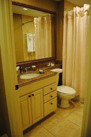 Bellasera Hotel: 1 salle de bain
