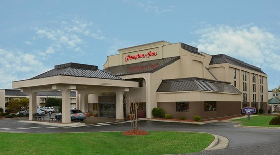 Hampton Inn Fayetteville - Cross Creek Mall: Exterior