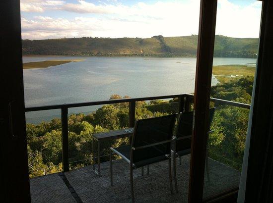 Kanonkop Guest House: Vue sur la baie