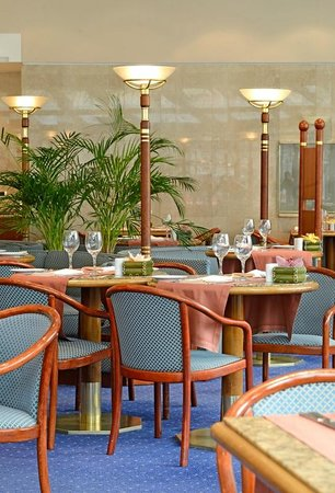 InterContinental Bucharest: Corso Brasserie